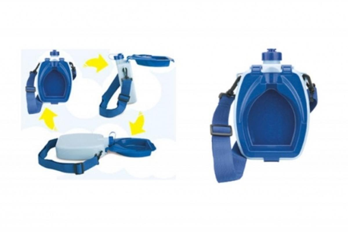 Drinkwell Hydro-Go portable water bowl