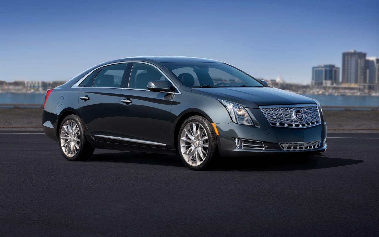 The Cadillac XTS