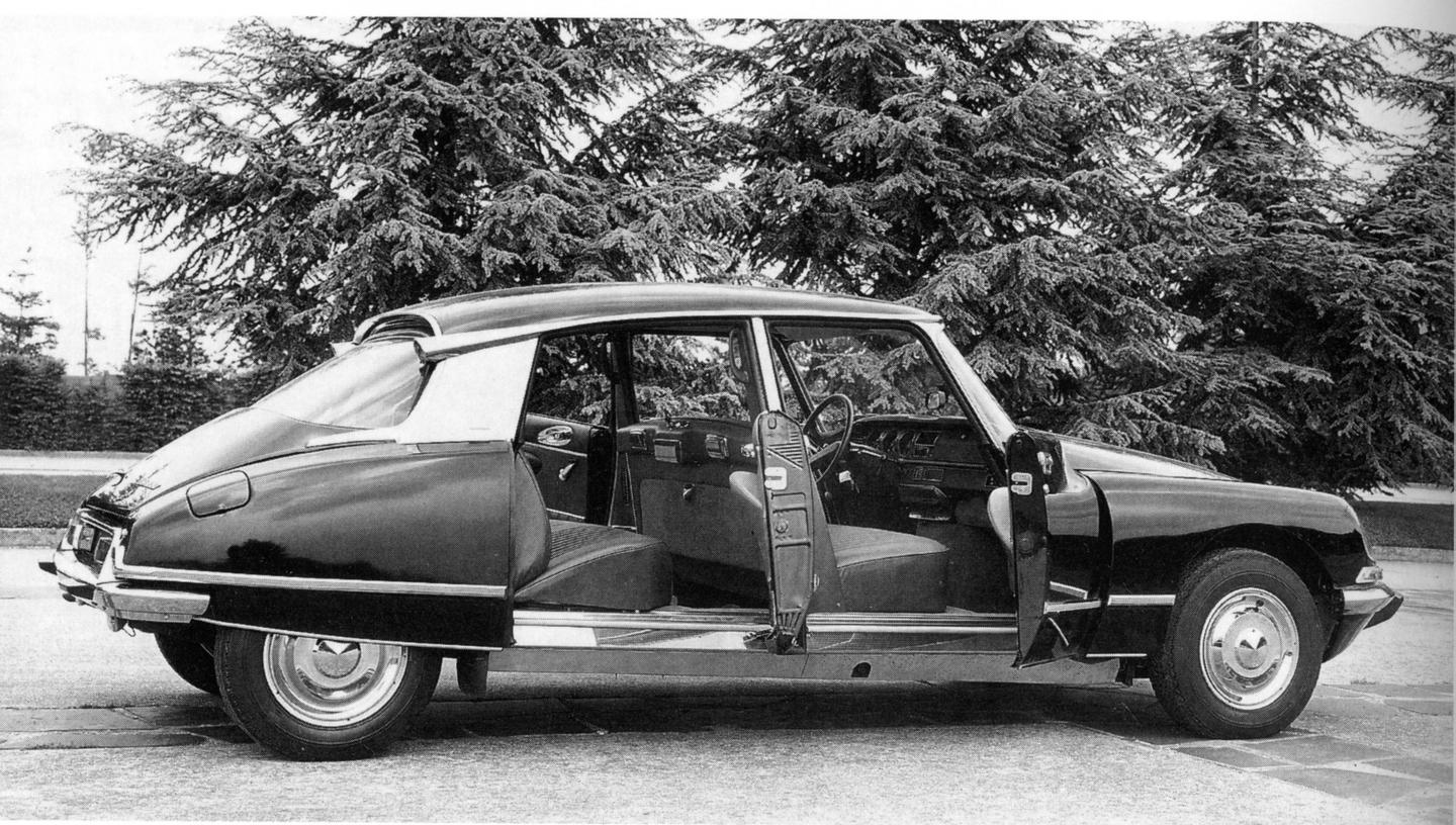 The original Citroen DS