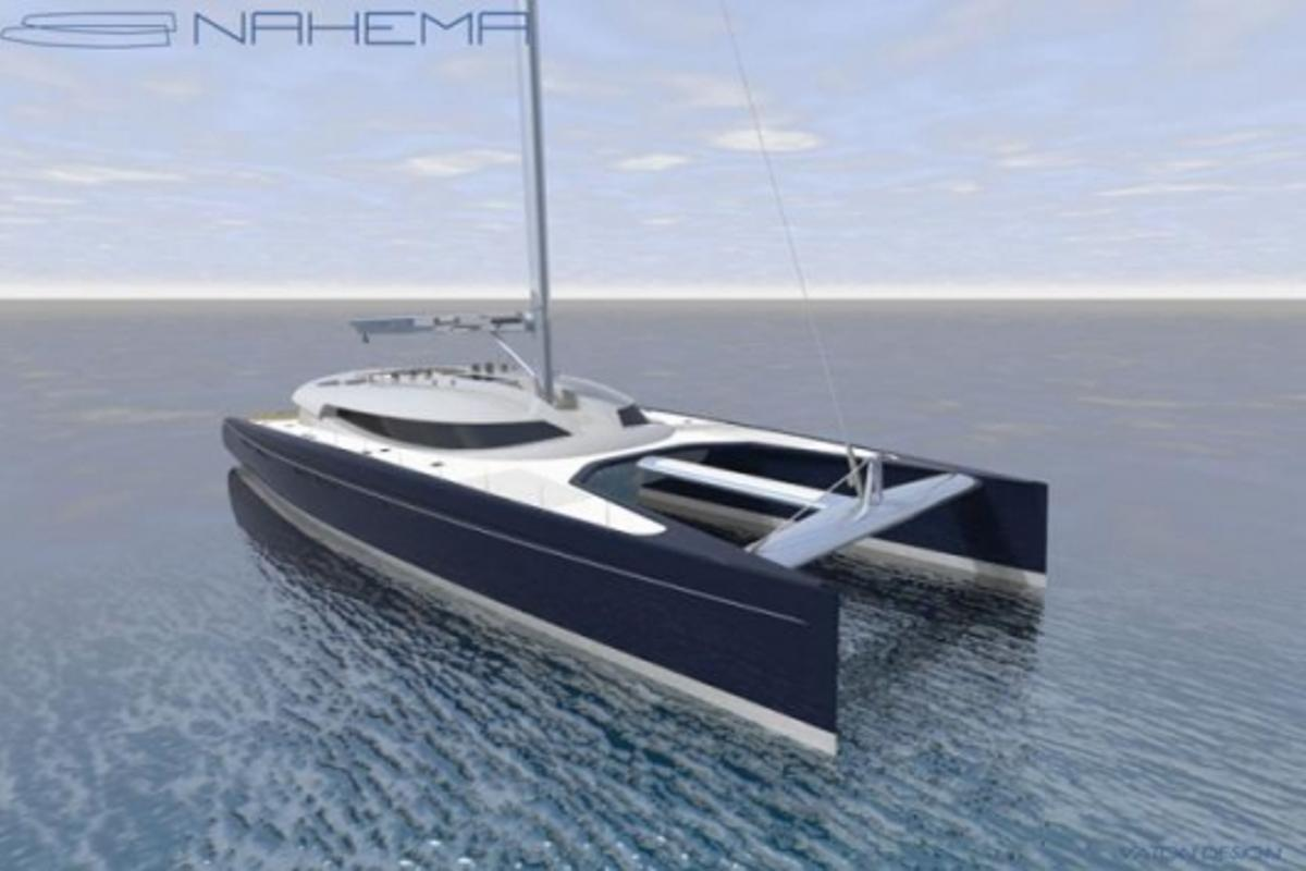 """The Nahema 120 by H2X - """"luxury means space."""""""
