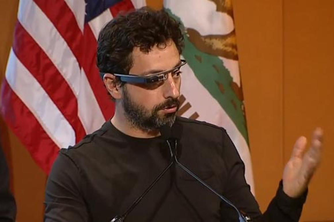 Google co-founder Sergey Brin gave a summary of the potential benefits of autonomous vehicles as California Gov. Brown signed bill SB1298 into law