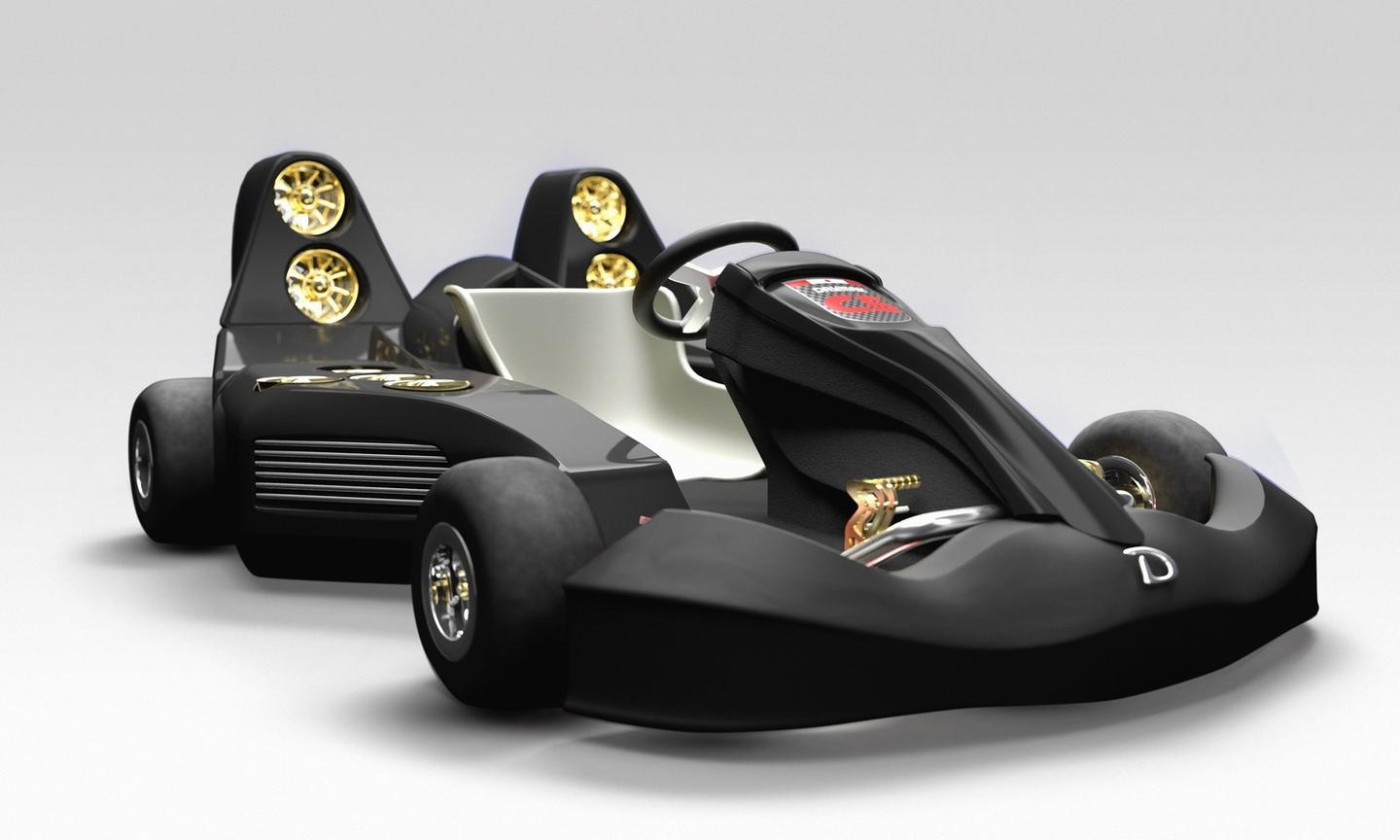 The Daymak Blast C5 Ultimate uses a fan propulsion system that Daymak says will help it hit 60 mph in 1.5 seconds