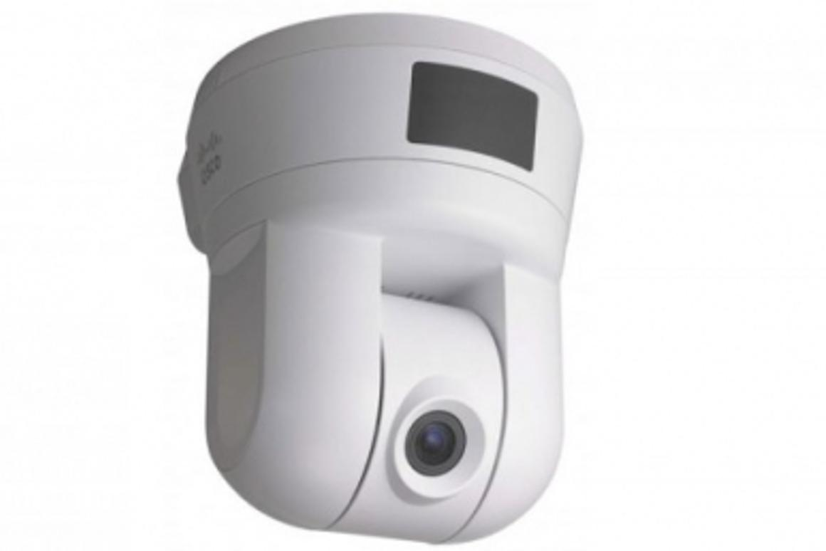 Cisco PVC300 Internet camera brings Big Brother to small