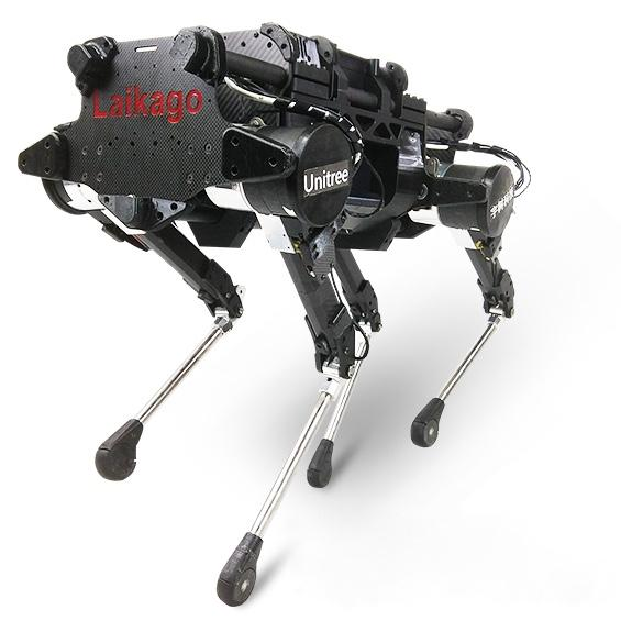 Unitree's Laikago joins the growing robo-dog pack
