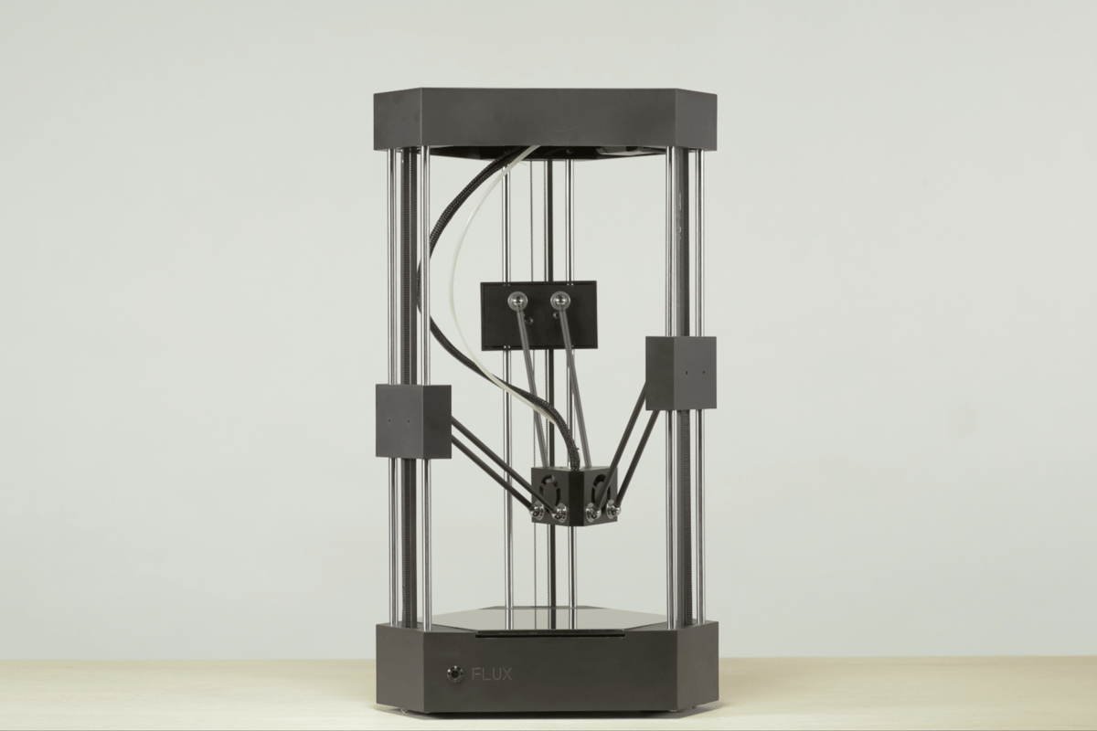 The Flux, a modular all-in-one 3D printer that goes for under US$700, has just hit Kickstarter