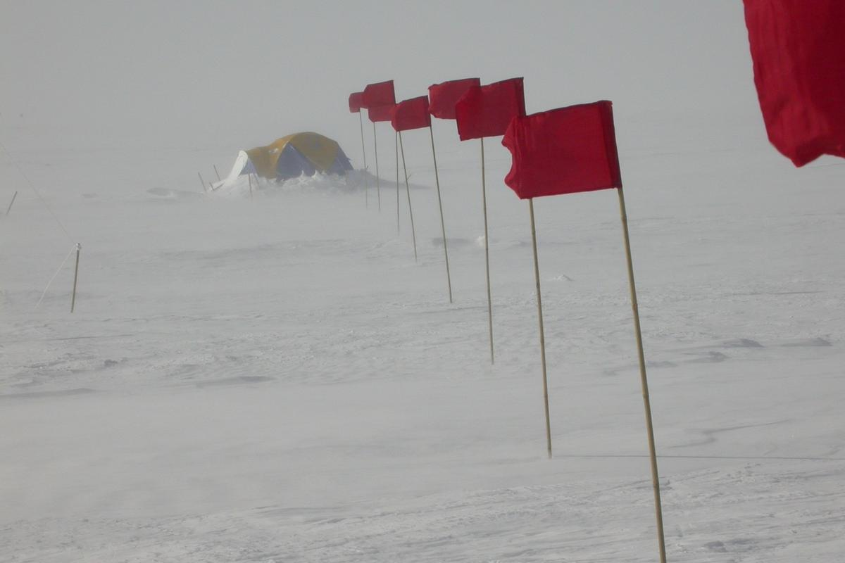 Researchers have pinpointed parts of the EastAntarctic Plateau asthe coldest placeon Earth