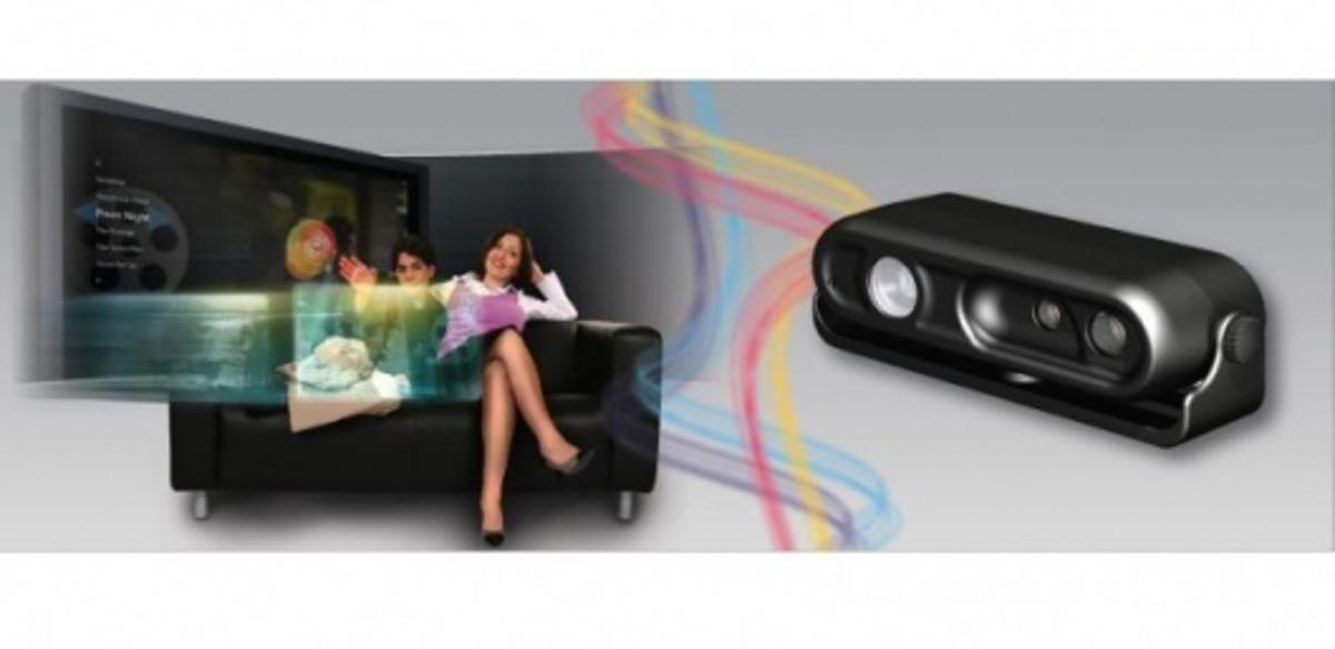 A revolutionary new way to interact with technology in the home?