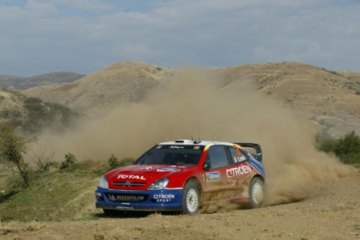 Loeb in Mexico last year