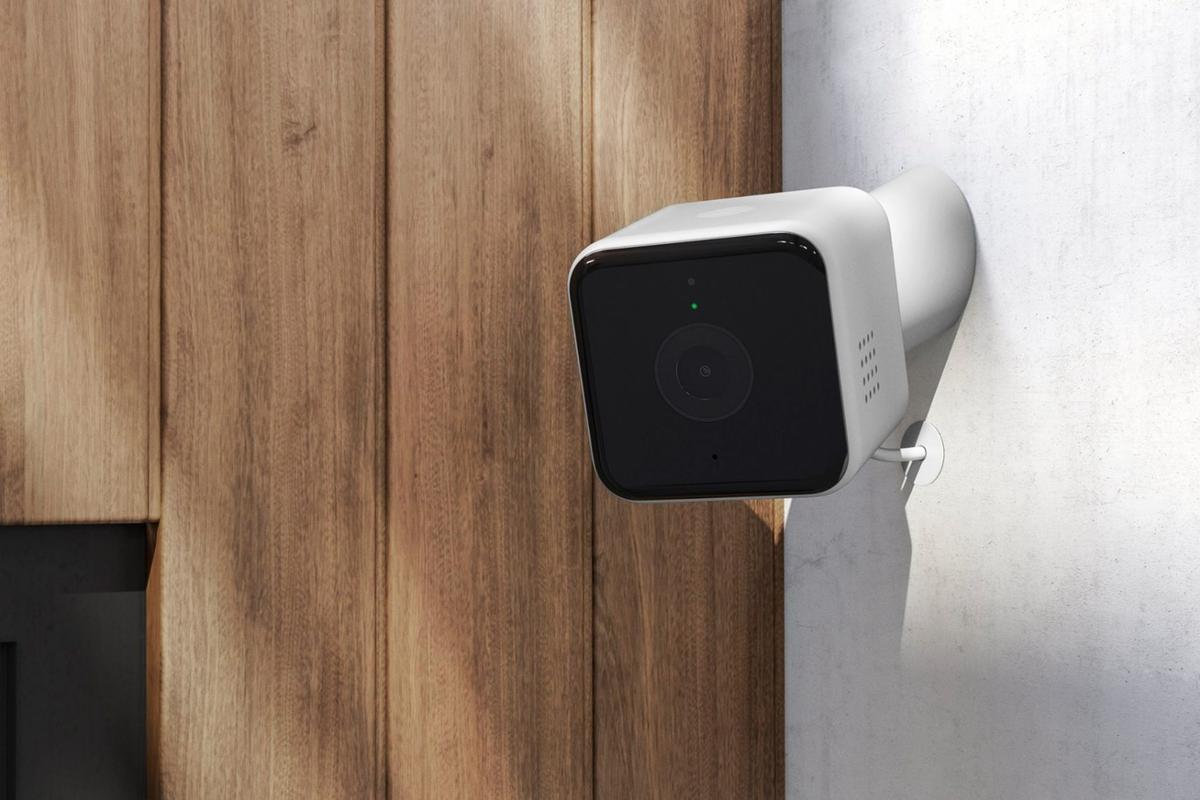 The View Outdoor is the first Hive security camera designed to keep watch over the outside of your home