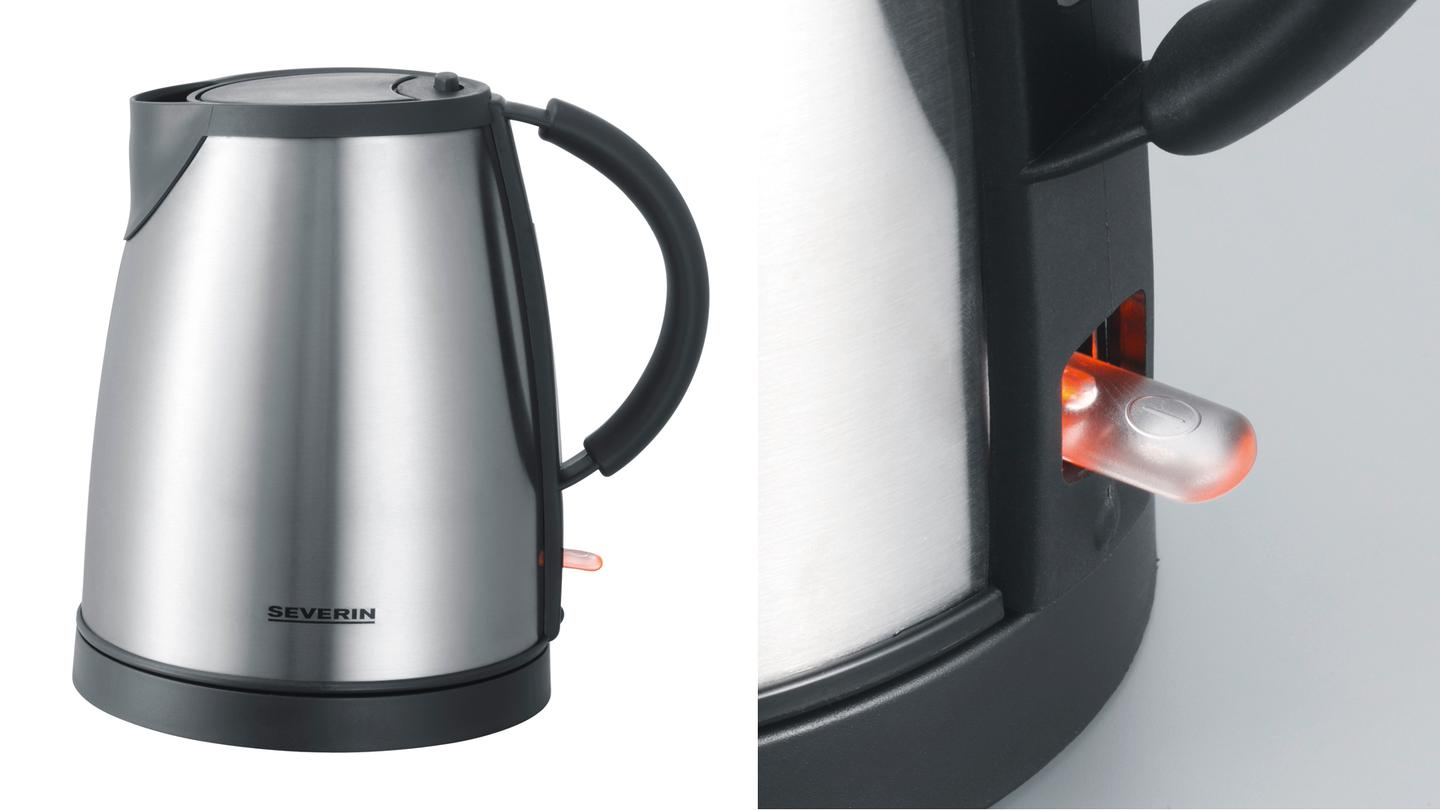 The Eco Switch kettle (Source: SEVERIN)