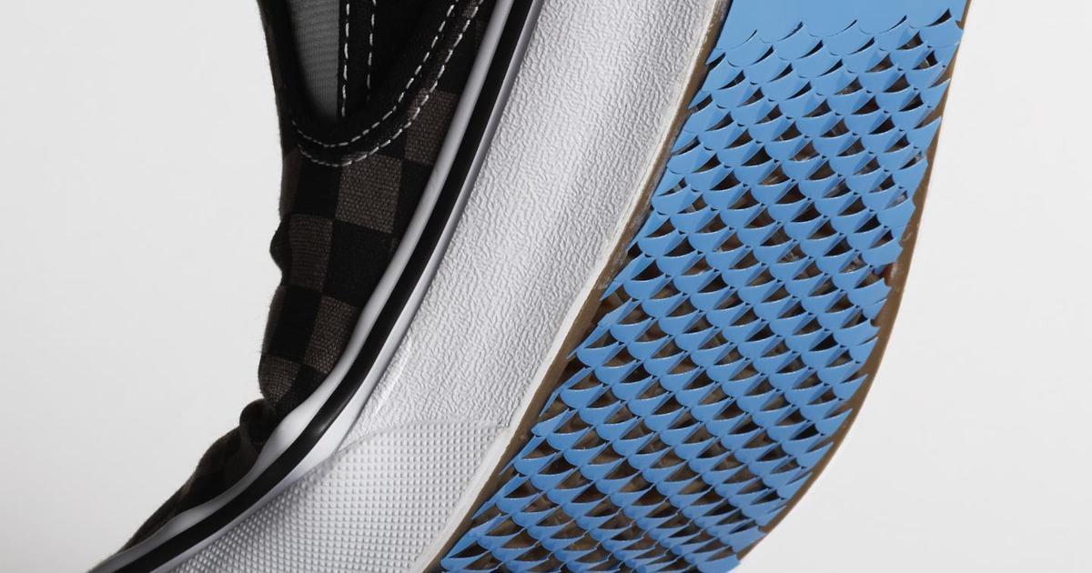 Snake skin-inspired shoe grips designed to save seniors