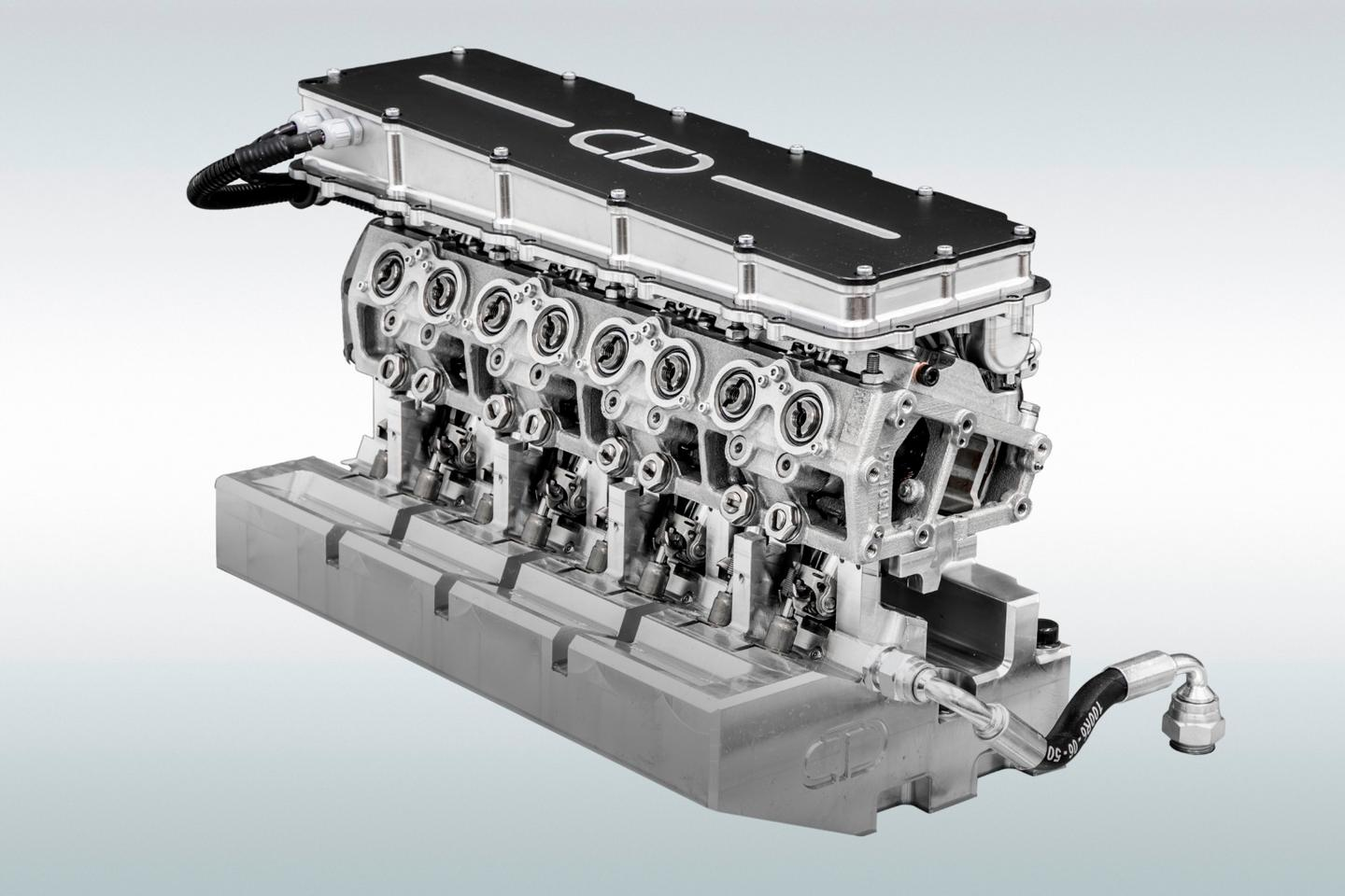 World's first fully digital valves open up engine possibilities