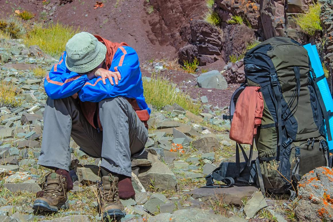 A link found between breathing patterns and altitude sickness symptoms could lead to a treatment (Photo: Shutterstock)