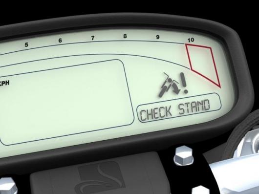 Rider controlled speed limiter