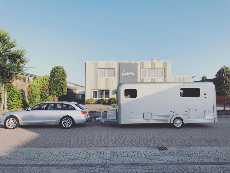 Lume grows its Traveler caravan lineup with the larger LT540