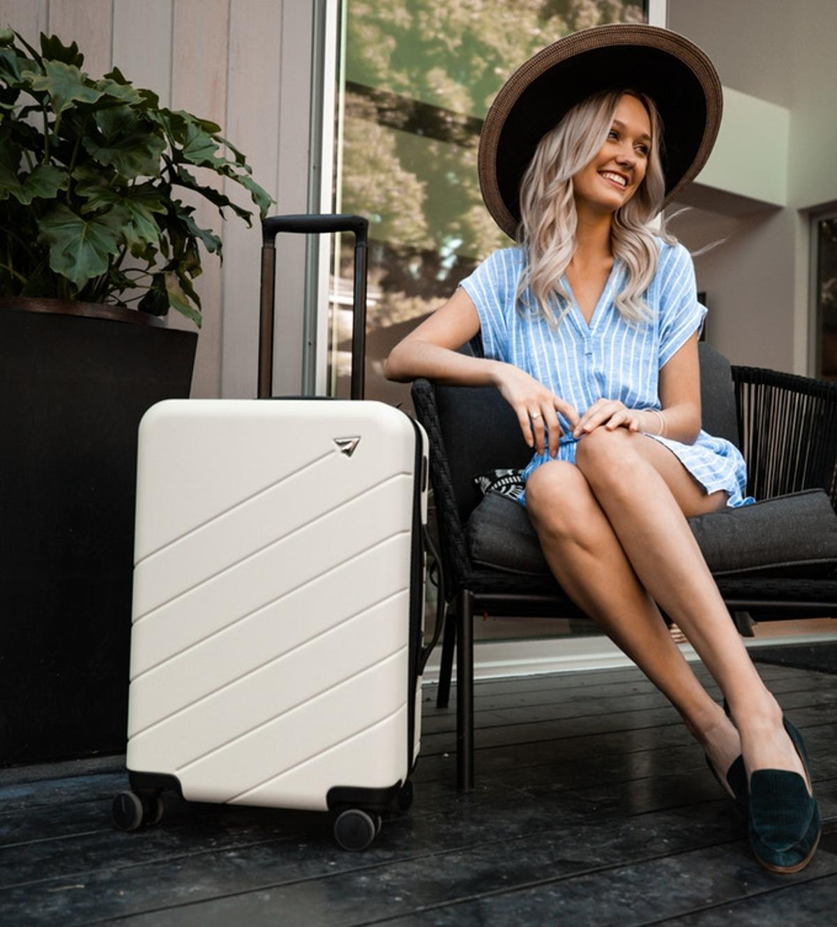 The Roomy Carry-On was made by eco-conscious travelers for eco-conscious travelers