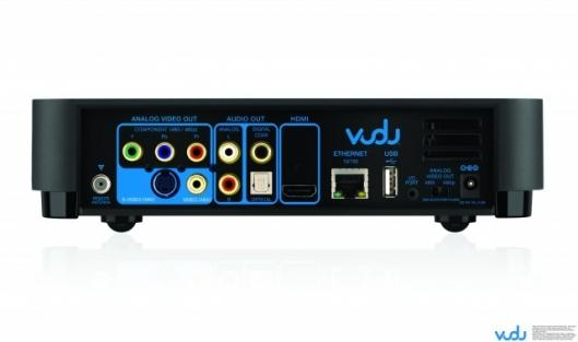 VUDU connection