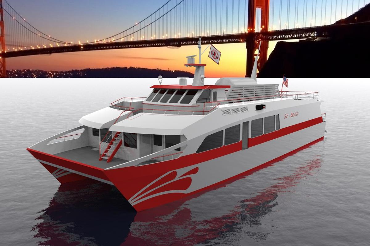 The team at Sandia National Laboratories believes San Fransisco could be the perfect place to set hydrogen boat travel afloat