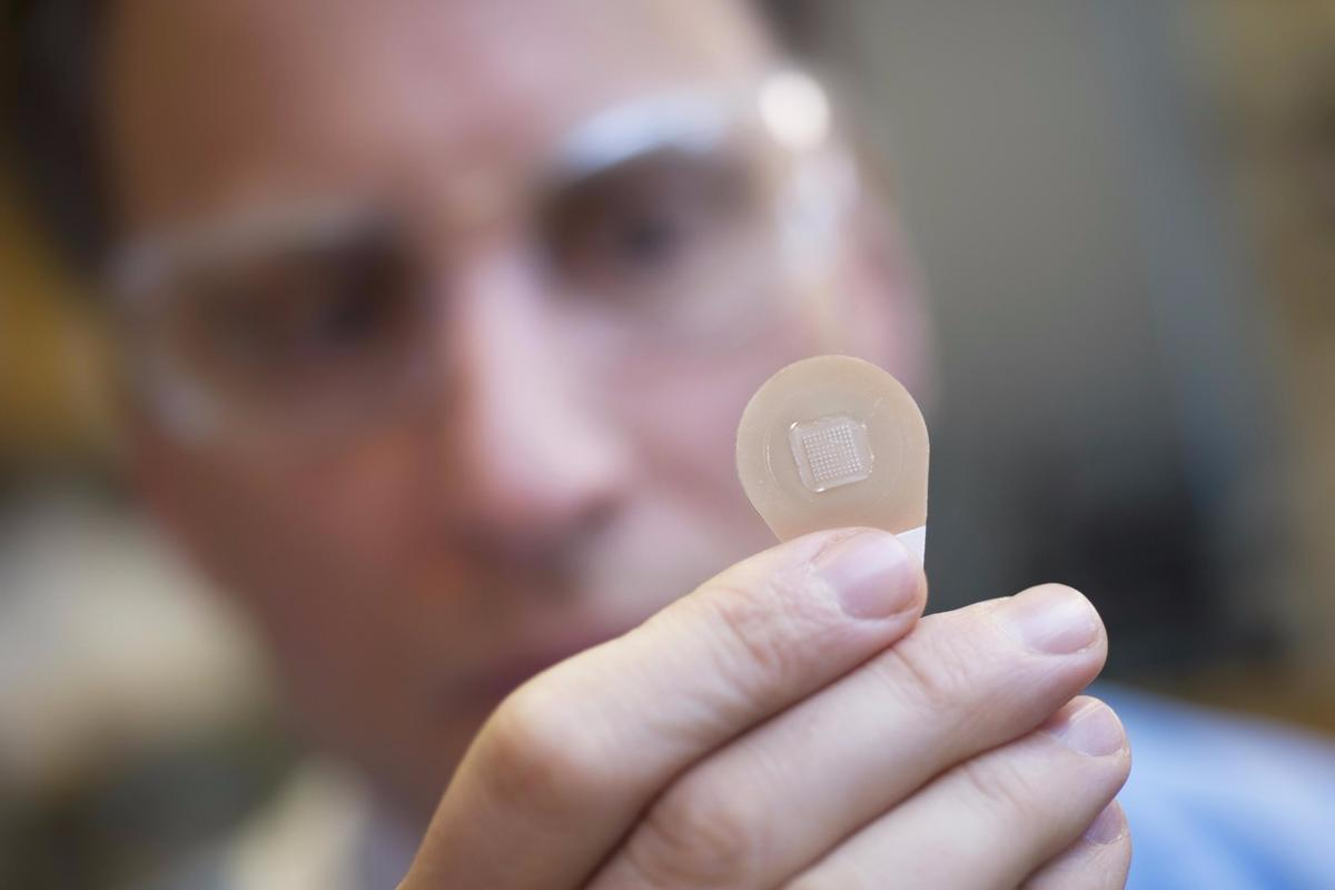 Microneedle patches have aced their first human clinical trials as an alternative vaccine method to the injection