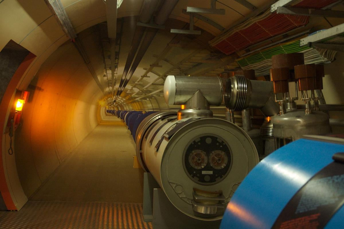 New results from CERN today would appear to confirm that last year's findings by the OPERA experiment which appeared to suggest that neutrinos could travel faster than light were incorrect (Photo: Simone Cortesi)