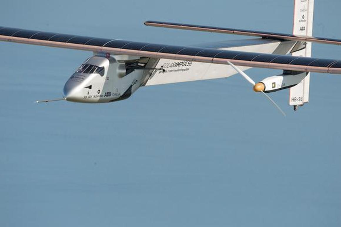 Solar Impulse is heading to Japan to wait for weather conditions to improve