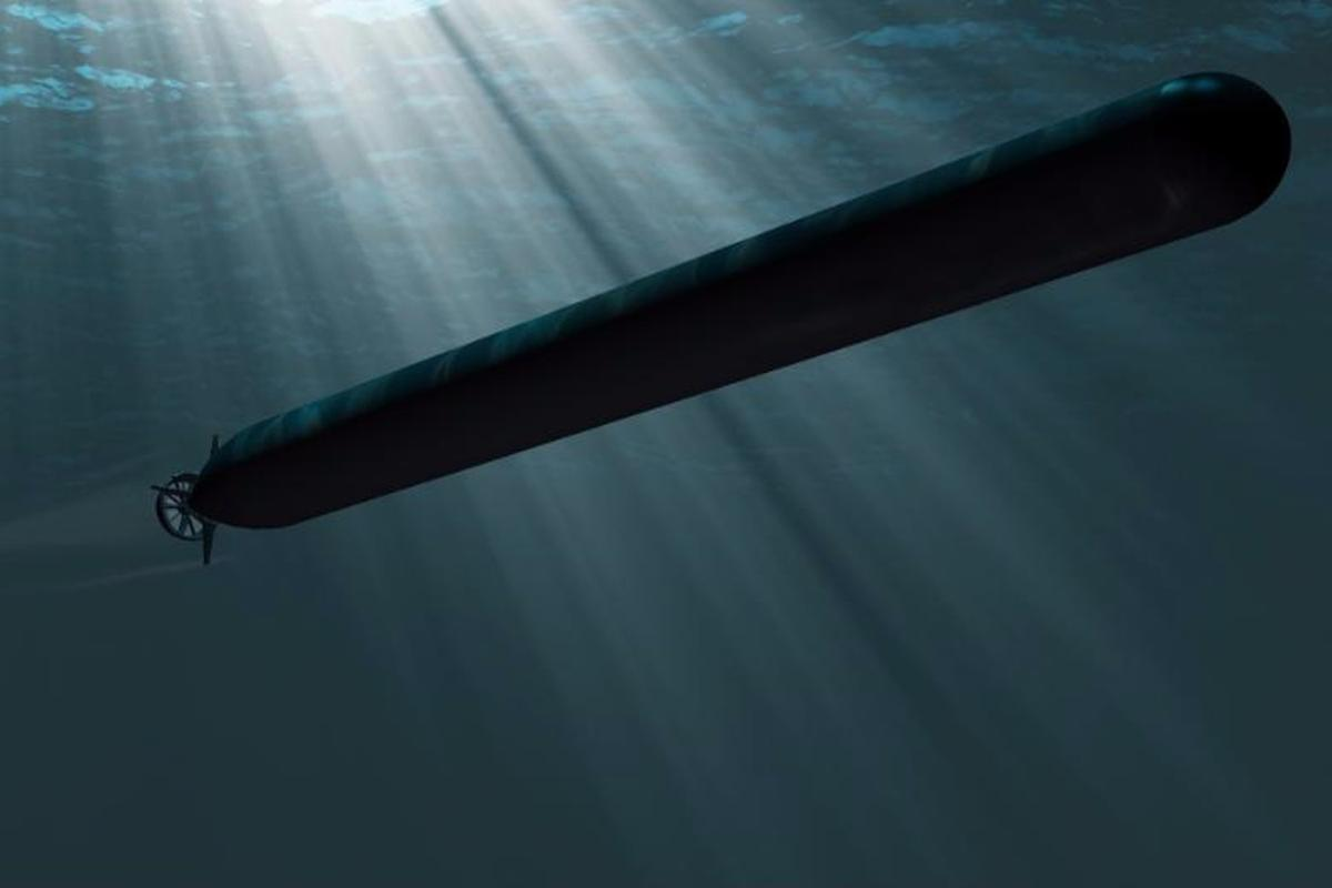 Lockheed Martin engineerswill design an Extra Large Unmanned Undersea Vehicle for the USNavy