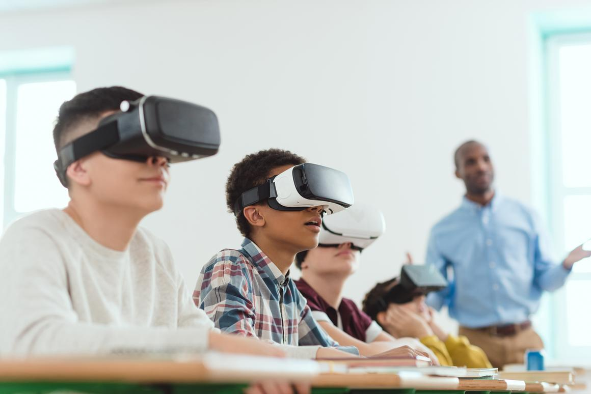 Research suggests VR experiences may not be useful in some educational contexts