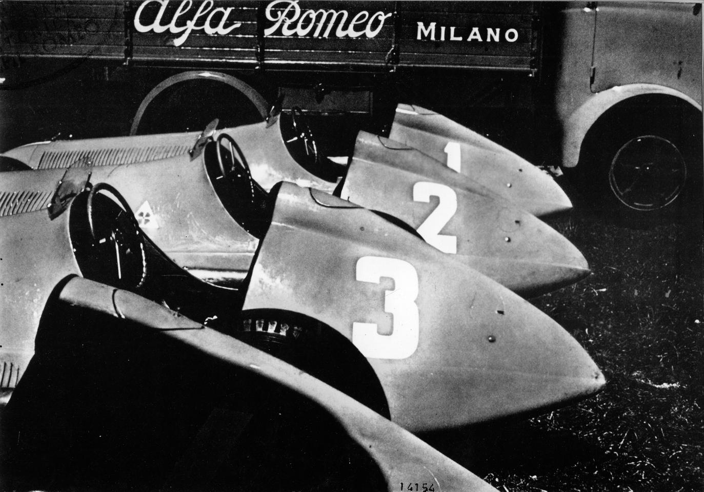 Alfa Romeo won the first nine races it contested in Formula One, taking the inaugural 1950 Championship and the 1951 title too