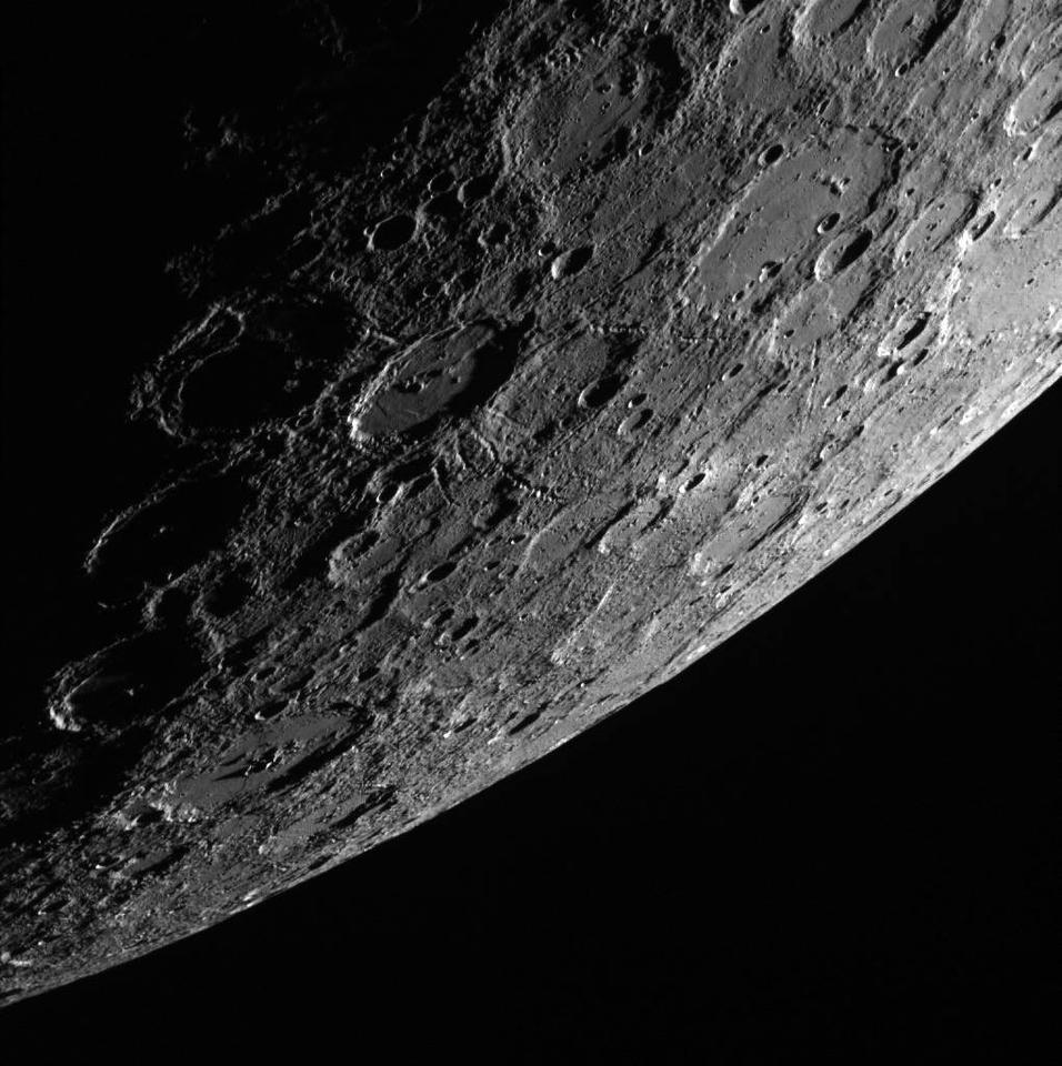 NASA's MESSENGER probe has posthumously turned up valuable observations revealing some of Mercury's long-held secrets (Photo: NASA)