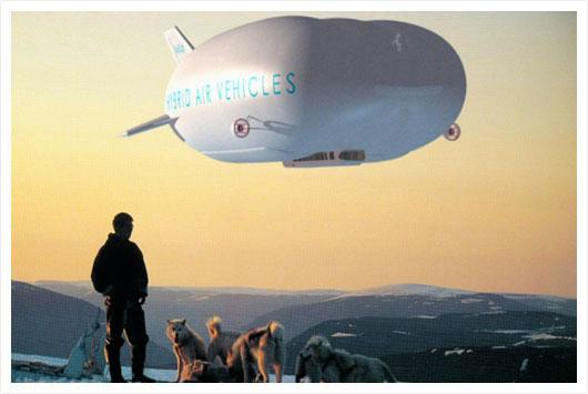 The Hybrid Air Vehicles airship