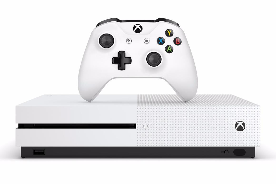 The Xbox One S slims down Microsoft's console, but the real