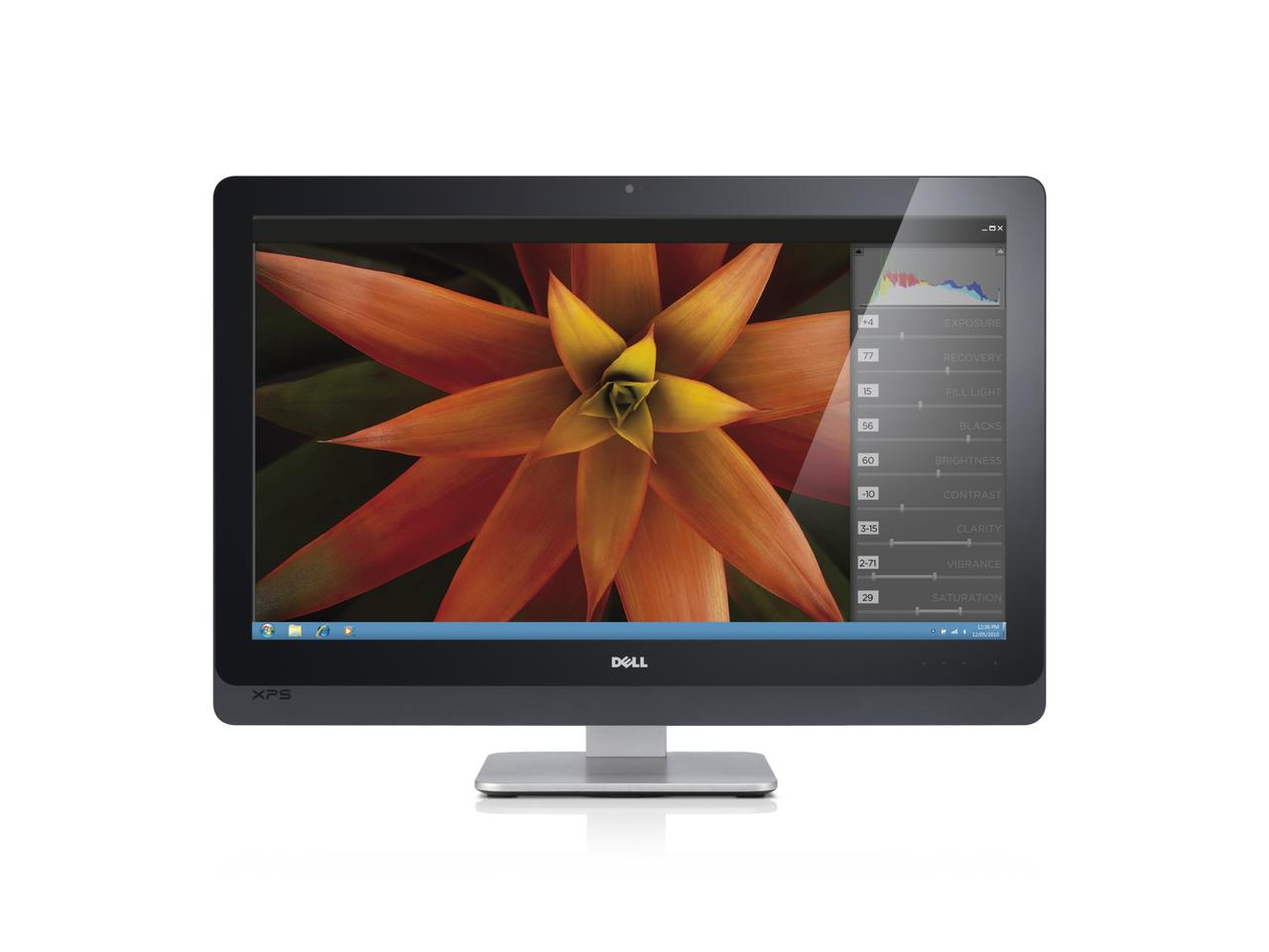 Dell has added a new member to its premium XPS family, the XPS One 27 is the company's largest all-in-one desktop computer to date and features a Full Quad HD (2560 x 1440 resolution) WLED display
