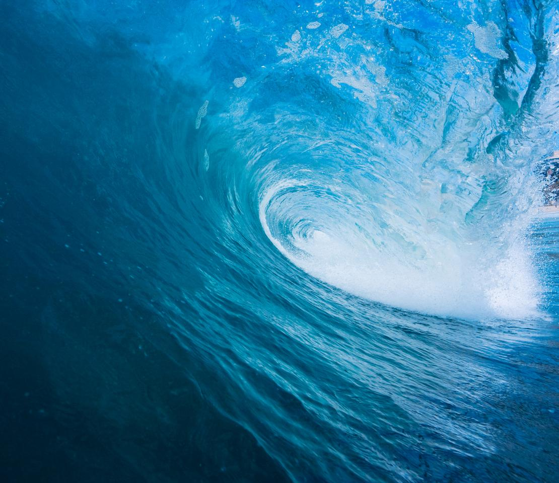 Scientists hope to use innovative converters to tap in to the huge potential of wave energy