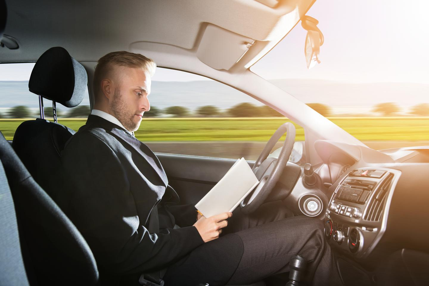 The UK has taken its first cautious steps to legalize self-driving vehicles – hands off, eyes off – under certain conditions