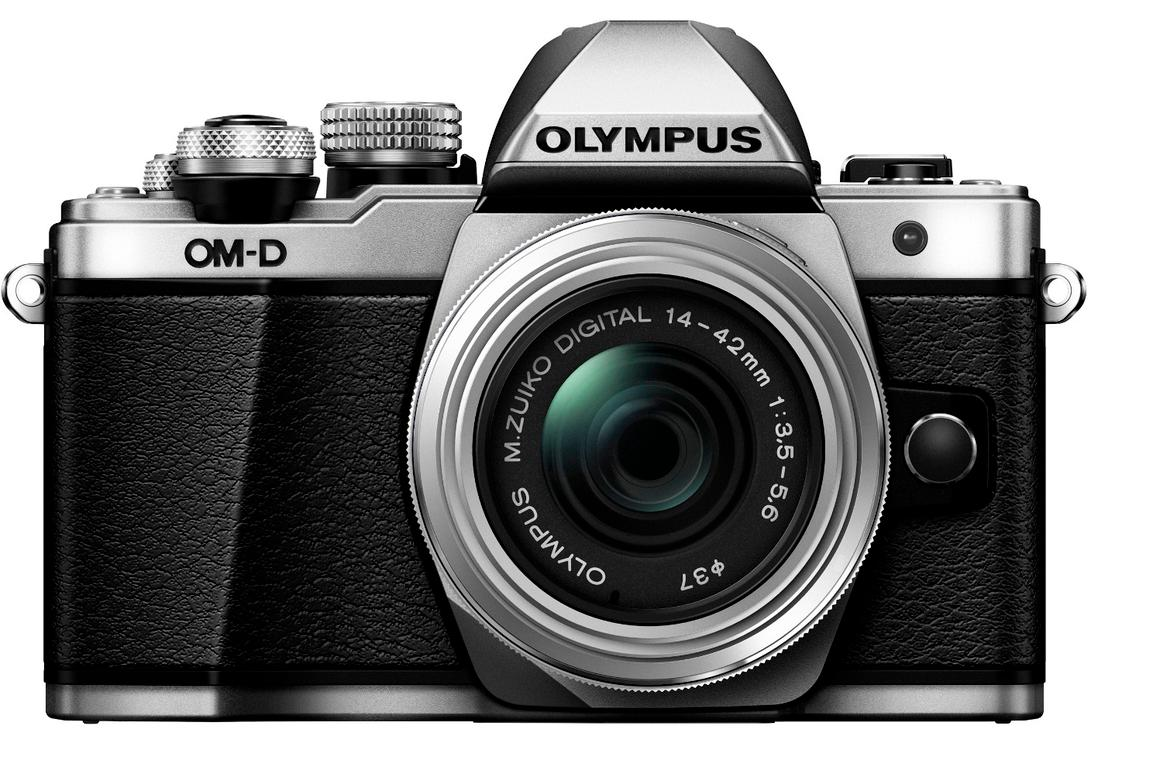 The Olympus OM-D E-M10 Mark II features 5-axis in-body image stabilization