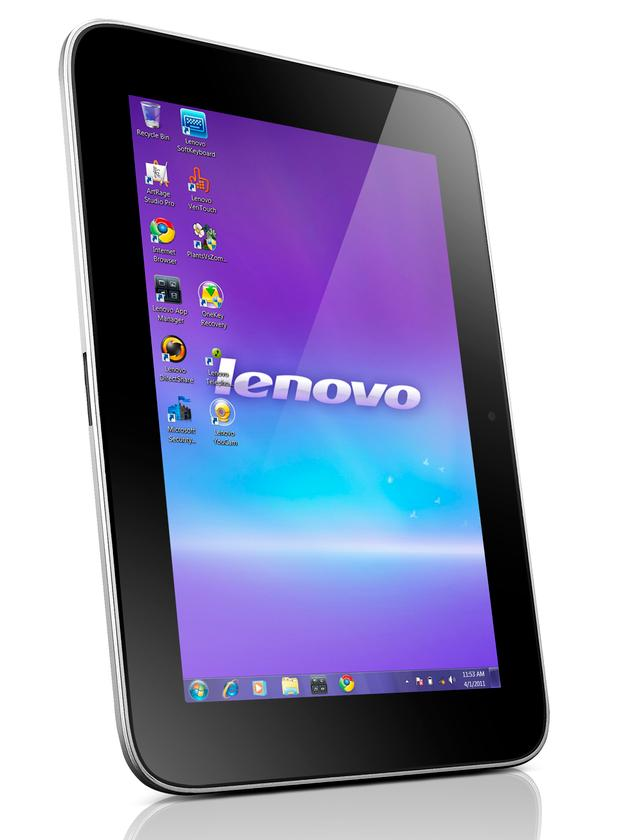 Lenovo has unveiled its plans to release the 10.1-inch Lenovo IdeaPad Tablet P1, running Windows 7