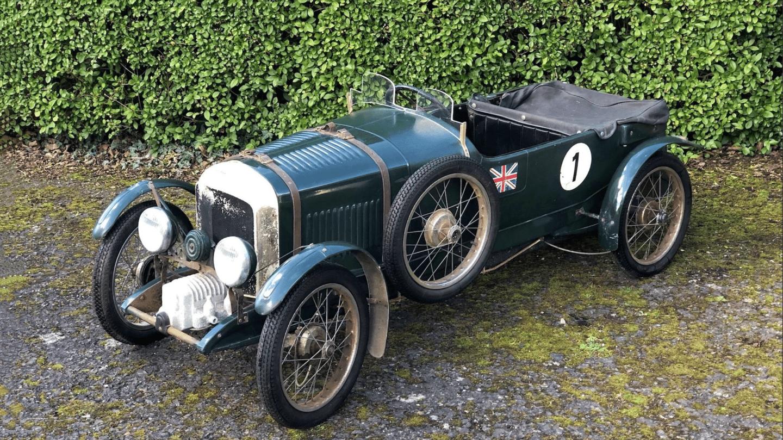Spectacular children's cars at Bonhams 2019 Goodwood
