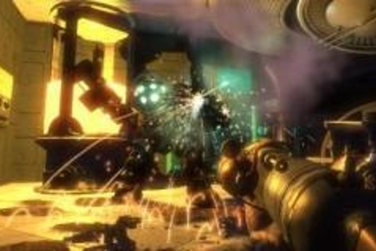 BioShock for the Xbox 360