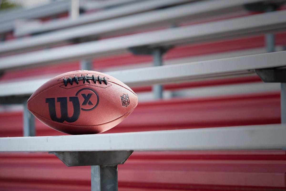 The Wilson X Connected Football uses inbuilt accelerometers to track a variety of metrics