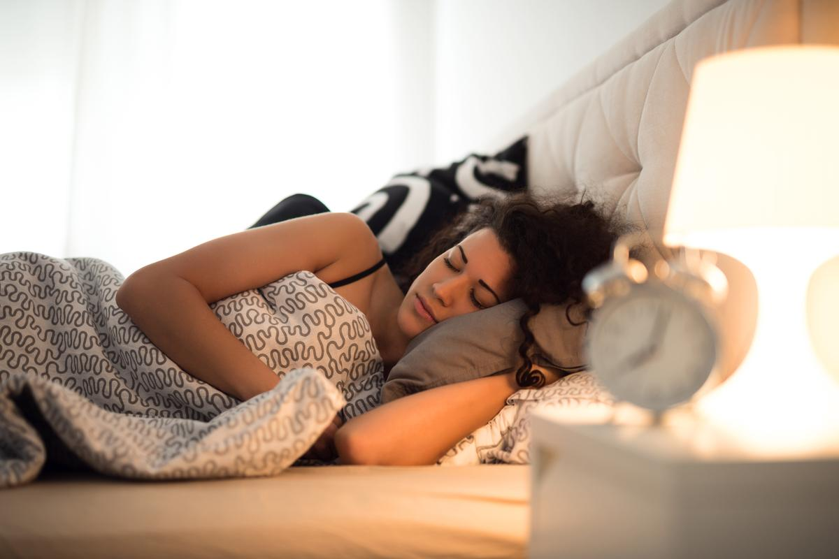 New research used five separate sleep behaviors to generate an overall healthy sleep score