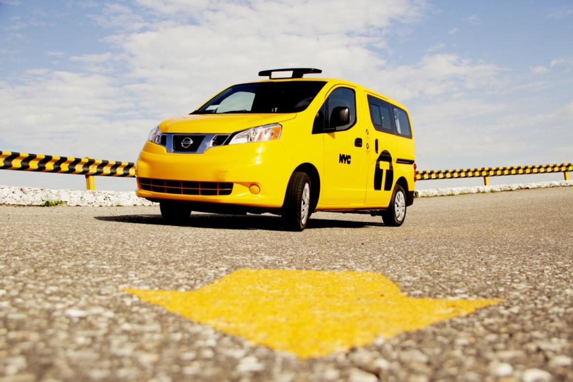 The Taxi of Tomorrow is being built today