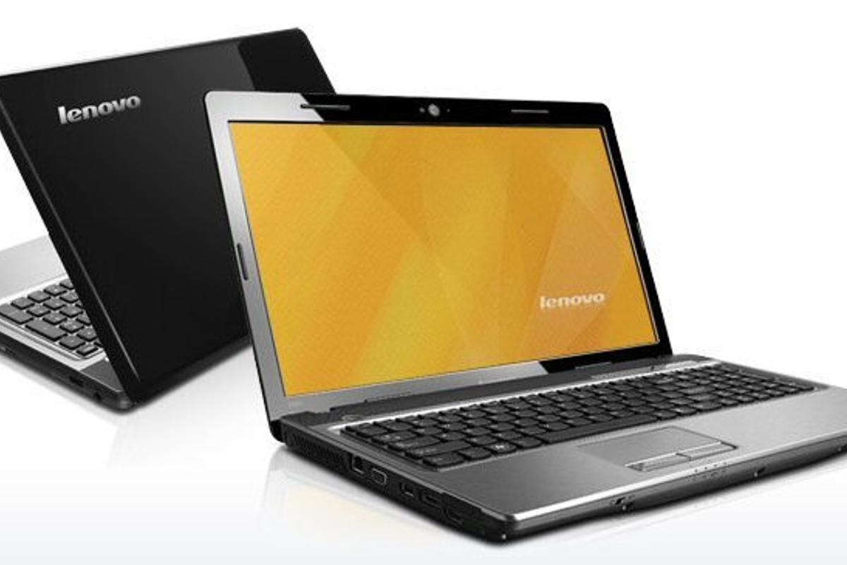 Lenovo has unveiled new members of the IdeaPad family, the stylish yet affordable Z series of laptops