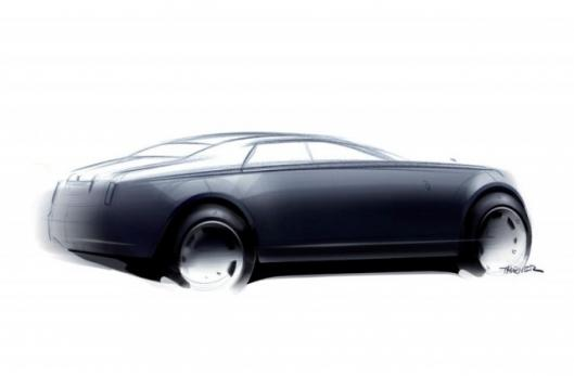 RR4 design sketchImage: Rolls-Royce
