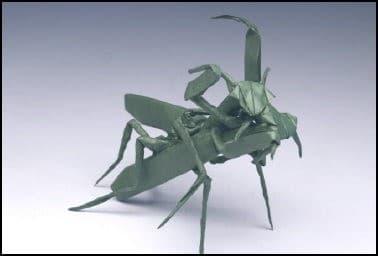 Robert Lang's Origami art
