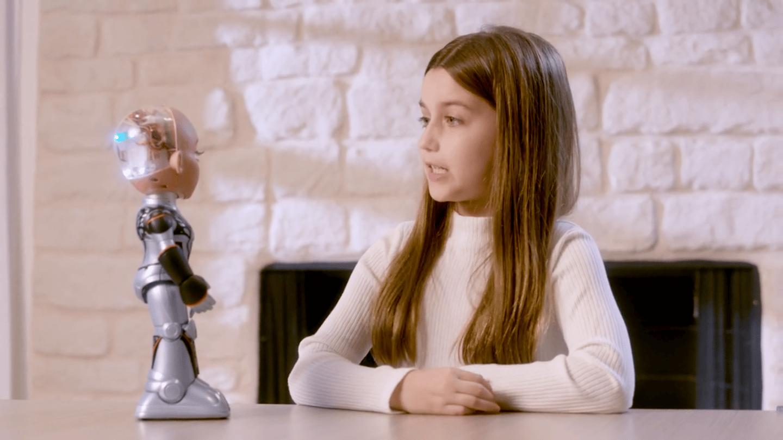 Sophia the robot's little sister hits Kickstarter as a