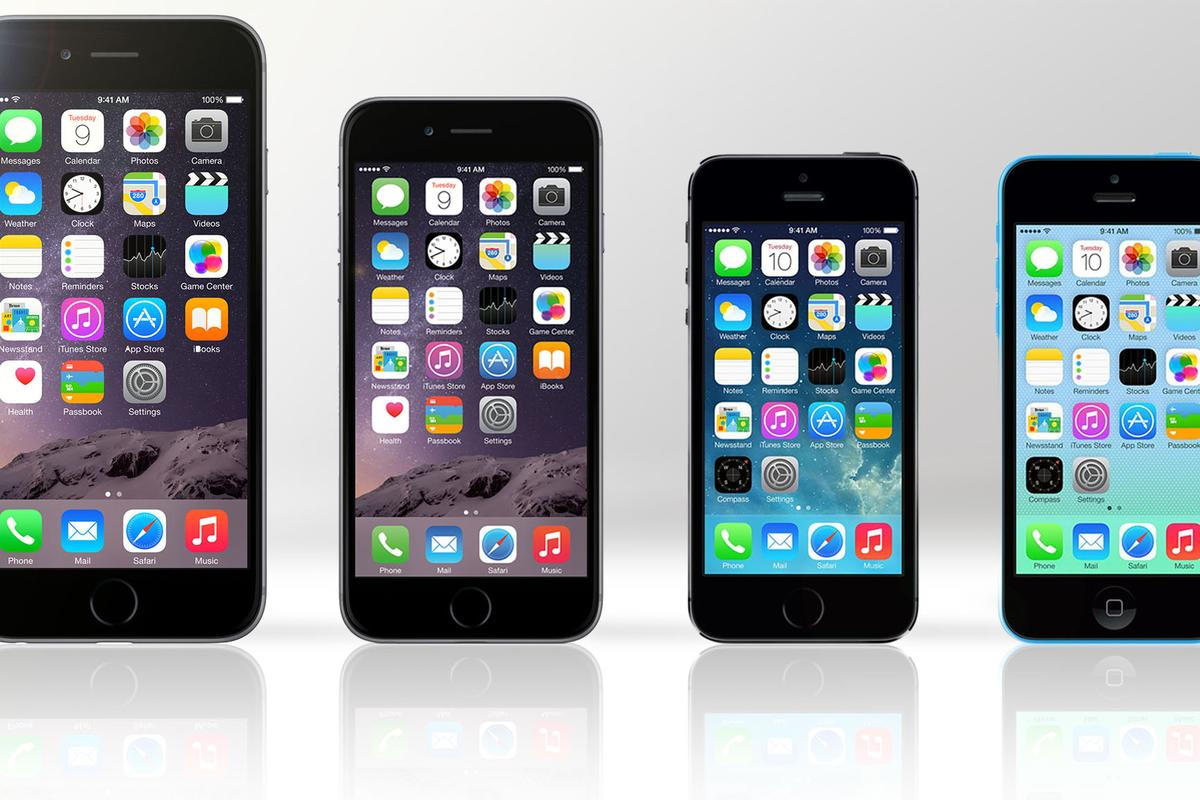 Gizmag compares the features and specs of the four iPhones you can buy today