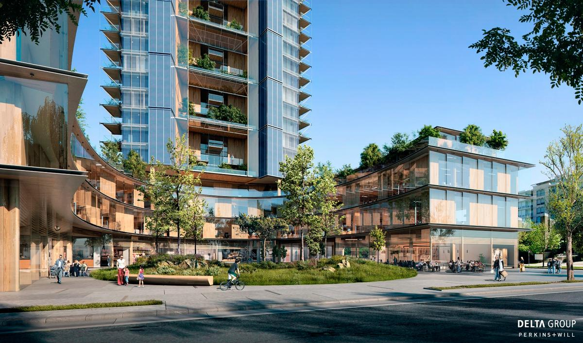Canada'sEarth Towerwould meet the stringent Passive House green building certification standard that focuses on airtightness and insulation
