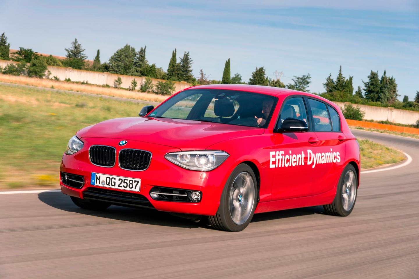 BMW has turned to water injection is the search for greater fuel economy