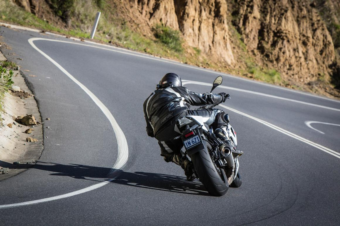 Review: BMW's intimidating S1000R streetfighter