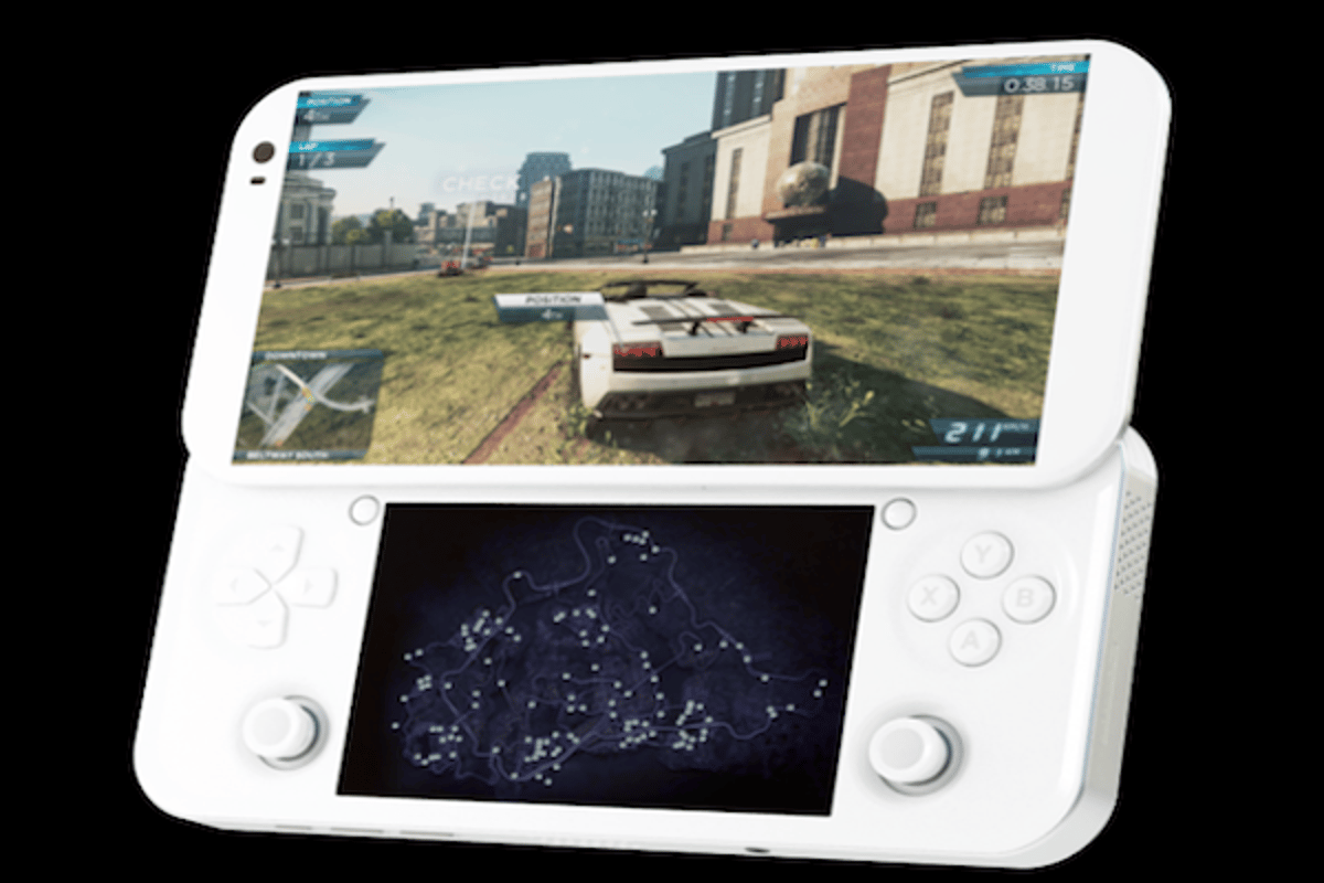 PGS is a portable gaming system which its developers claim will allow gamers to play full PC games on the go